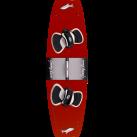 Super Model top (maroon)